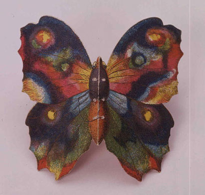 Whitman's ButterflyManuscript DivisionLibrary of Congress